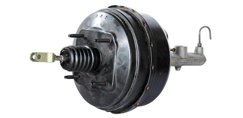 Bầu trợ lực phanh ô tô là bộ phận có vai trò khuyếch đại lực đạp chân phanh