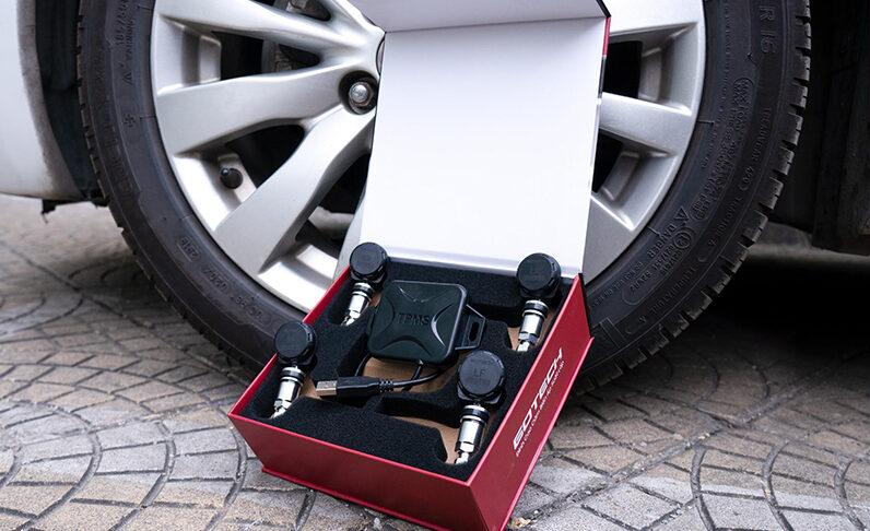 Cảm biến áp suất lốp tốt giúp bảo vệ bạn và kéo dài tuổi thọ lốp xe