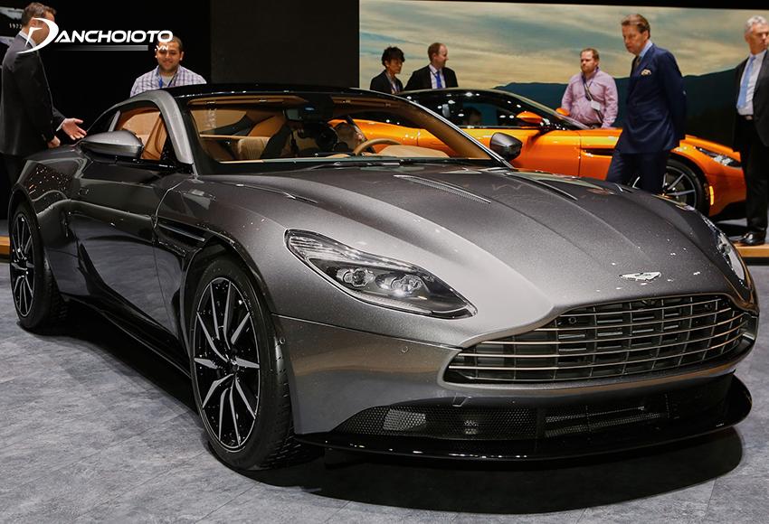 Aston Martin là một nhà sản xuất ô tô du lịch và xe thể thao hạng sang đến từ Anh Quốc