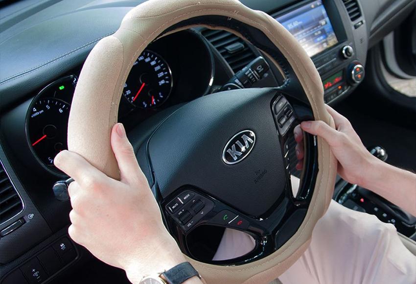 Bọc vô lăng mang đến nhiều lợi ích về trải nghiệm cấm lái và bảo vệ độ mới vô lăng