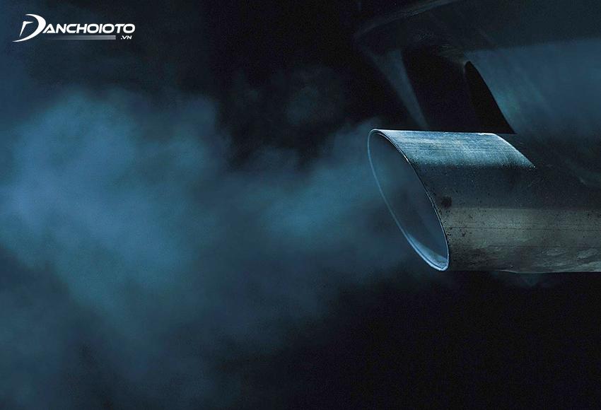 Bơm nhiên liệu bị trục trặc có thể khiến xe thải ra khói đen