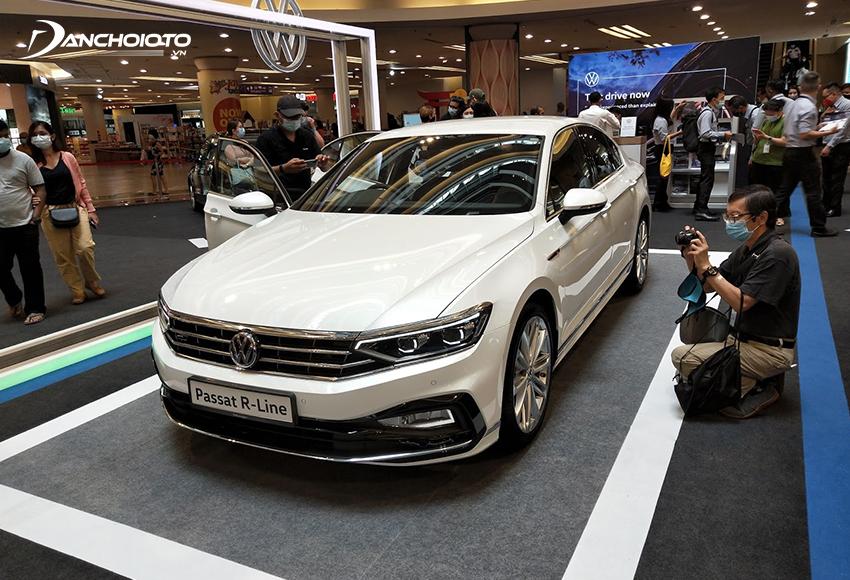 Các dòng xe Volkswagen được đánh giá cao nhờ xuất xứ thương hiệu từ Đức
