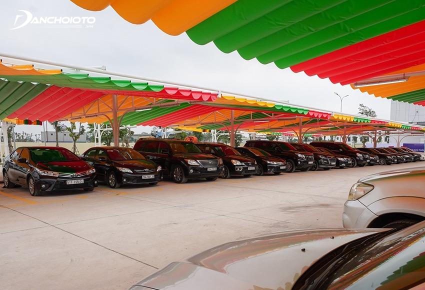 Các hãng xe Nhật nổi tiếng bền bỉ cao