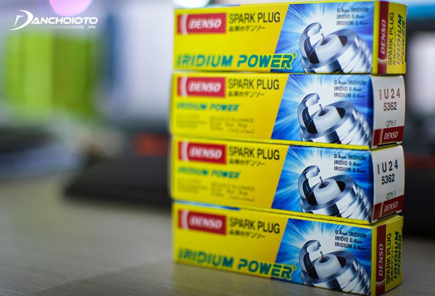 Giá bugi Iridium hiện dao động tầm 800.000 – 1.200.000 đồng/bộ 4 bugi