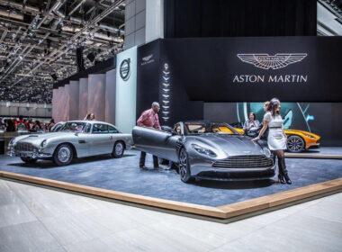 Bảng giá xe ô tô Aston Martin
