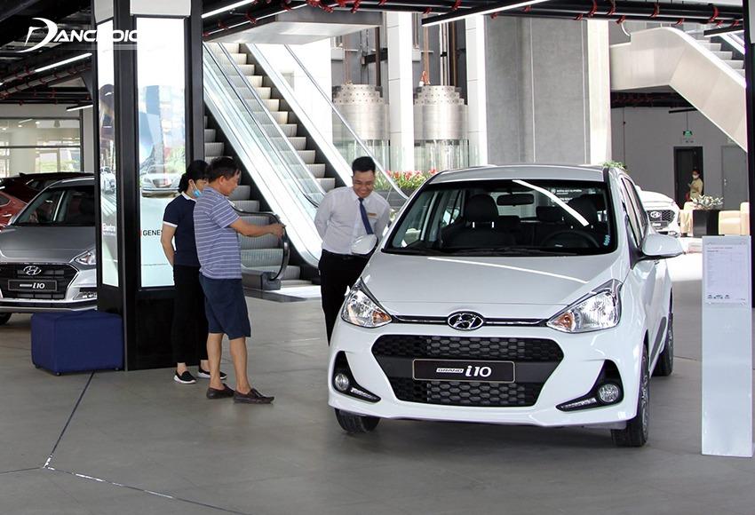 Mua xe chạy dịch vụ, Grab, taxi… nên ưu tiên các mẫu xe giá rẻ, bền bỉ, tiết kiệm nhiên liệu