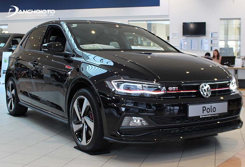 Volkswagen Polo thuộc phân khúc hạng B cao cấp