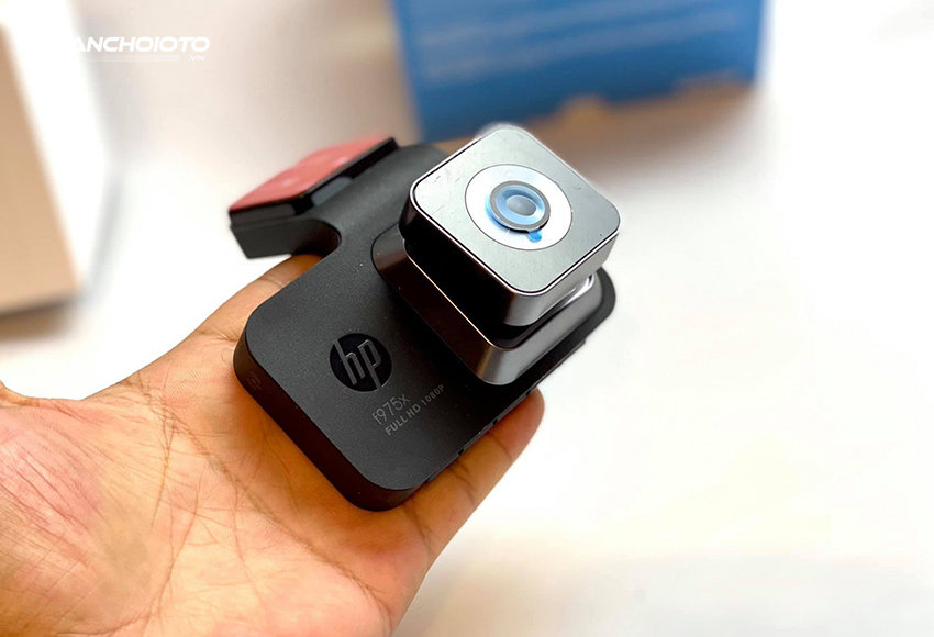 Camera hành trình HP không hỗ trợ ngôn ngữ tiếng Việt
