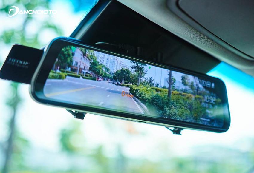 Camera hành trình VIETMAP là một trong những dòng camera rất được ưa chuộng hiện nay