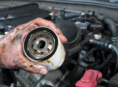lọc dầu nhớt ô tô