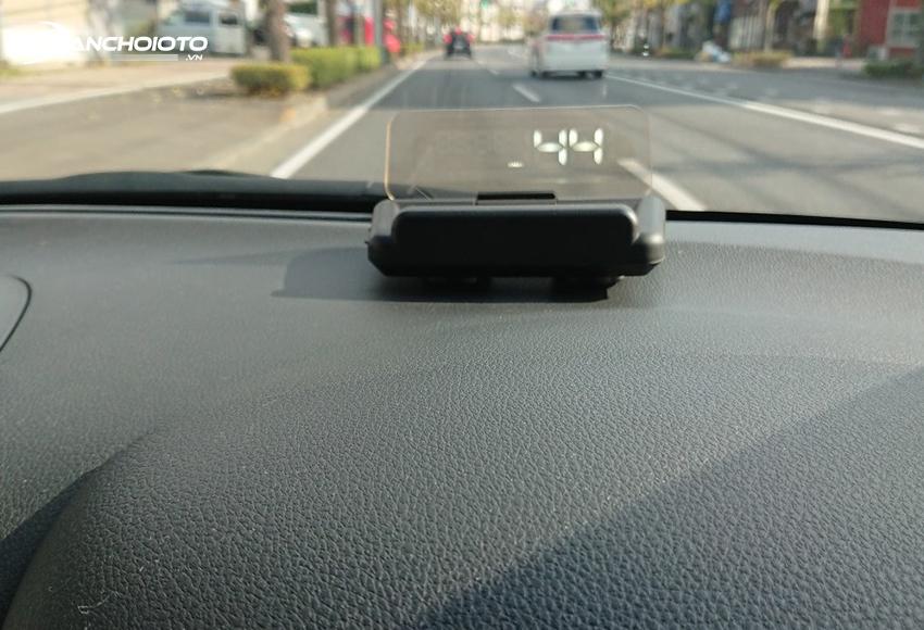 Màn hình hiển thị kính lái HUD C500