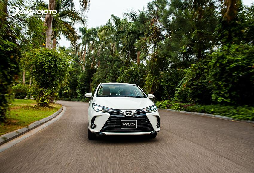Toyota Vios đáp ứng tốt các nhu cầu di chuyển thông thường