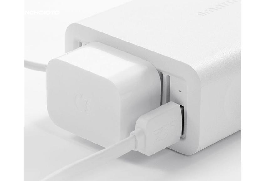 Các bộ chuyển nguồn ô tô 12V - 220V Smartmi và Mijia của Xiaomi được đánh giá cao về chất lượng