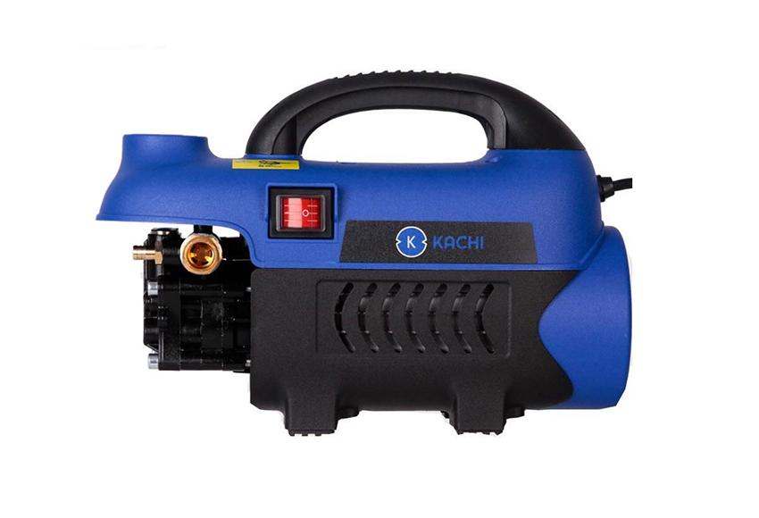 """Các dòng máy rửa xe của Kachi được nhiều người ưa chuộng bởi giá """"mềm"""", chất lượng tốt"""