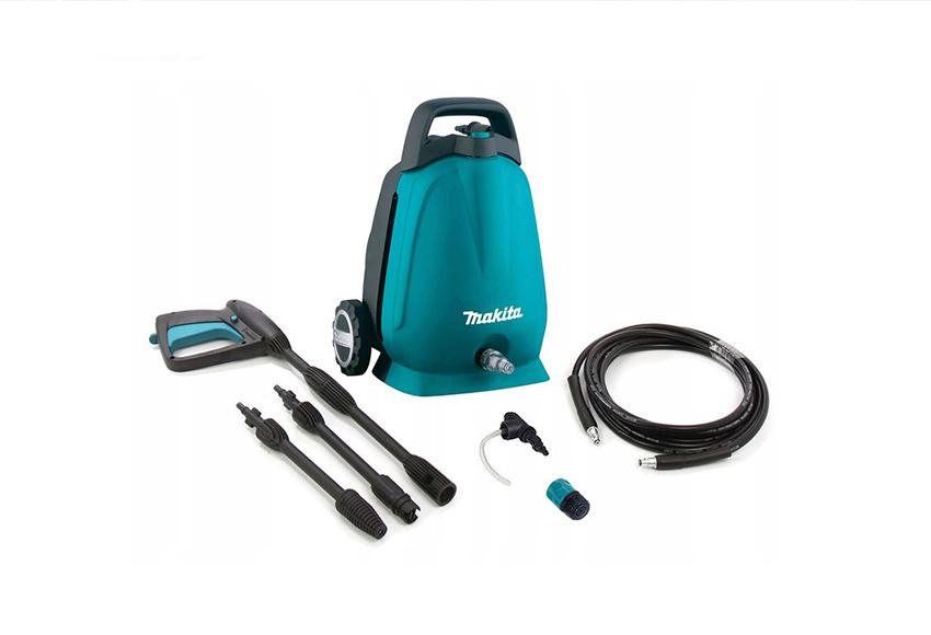 Các dòng máy rửa xe Makita có ưu điểm mô tơ độ bền cao chống nước – chống ăn mòn, vật liệu chất lượng