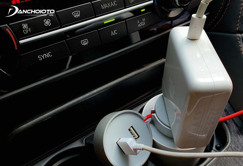 Để đảm bảo an toàn khi sử dụng nên mua bộ đổi nguồn ô tô chất lượng đến từ các thương hiệu lớn