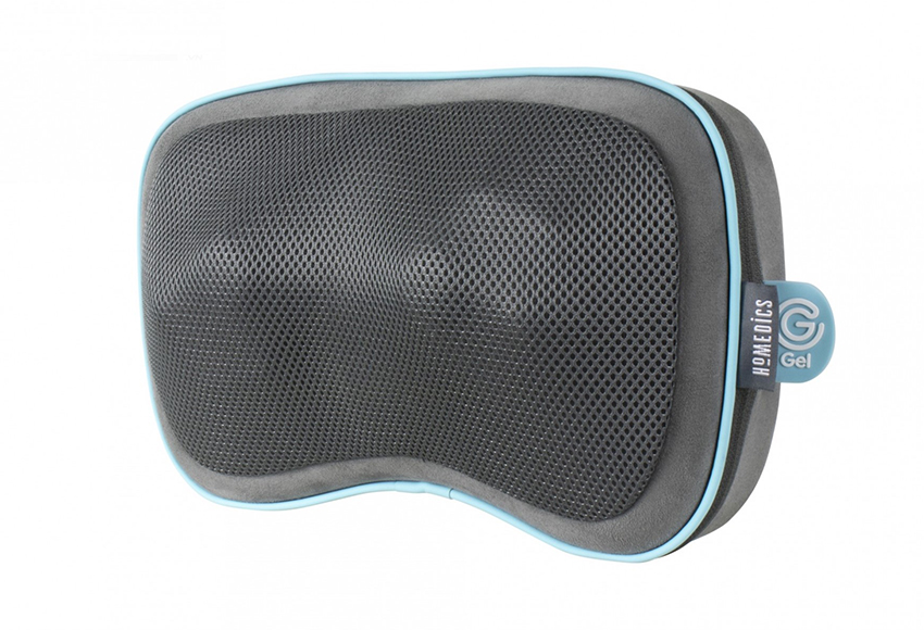 HoMedics pillows are evaluated to have good ergonomic design, many massage functions