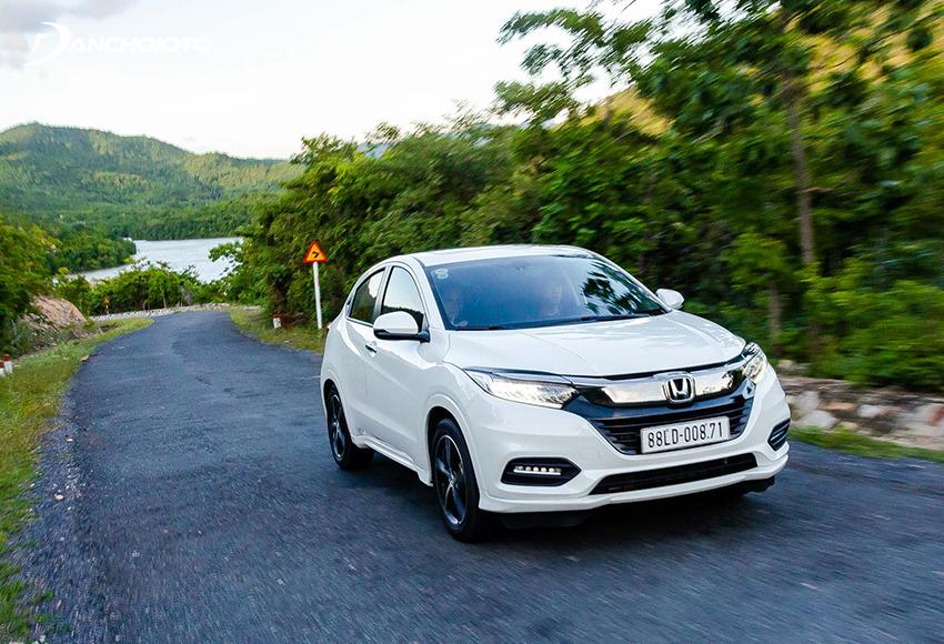 Honda HR-V nổi bật với độ tin cậy cao, vận hành bền bỉ, chi phí sử dụng tiết kiệm…