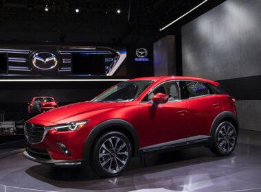 Mazda CX-30 giá bao nhiêu