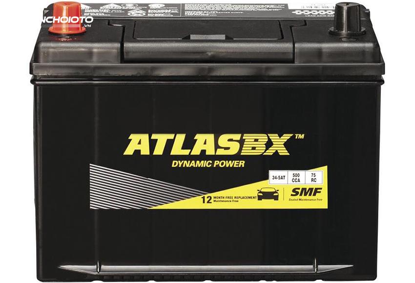 """Ắc quy Atlas được ưa chuộng bởi giá bán """"mềm"""", chất lượng tốt"""
