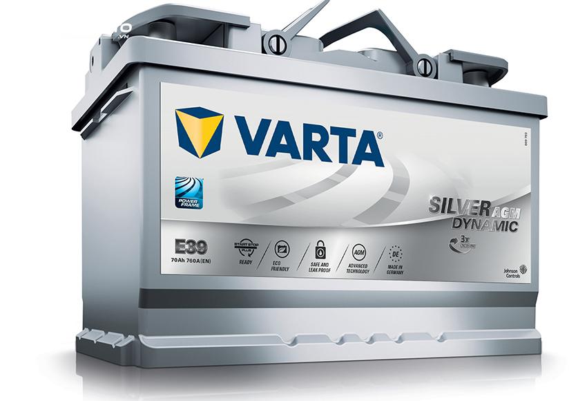 Ắc quy Varta hiện là lựa chọn phù hợp với các dòng xe ô tô hạng sang