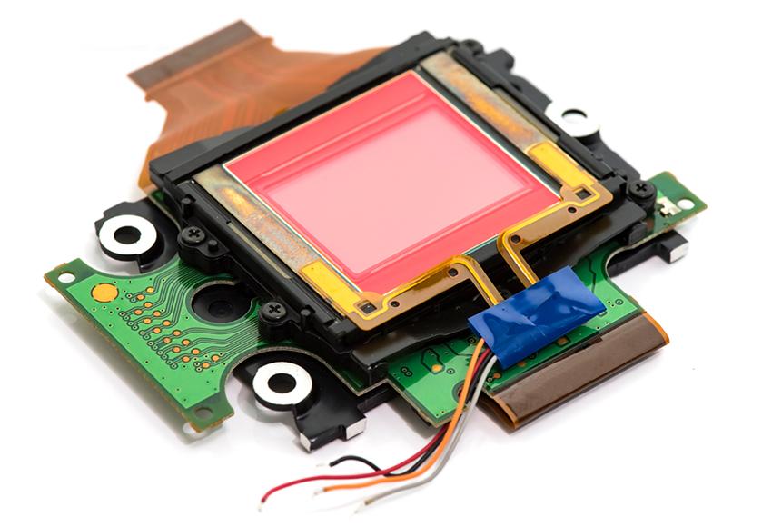 Camera lùi dùng chip CCD cho hình ảnh sắc nét và đẹp hơn