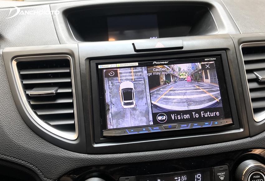 Giá camera 360 ô tô dao động từ 5 – 30 triệu đồng