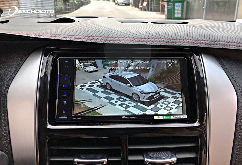 Giá camera 360 ô tô Safeview 3D từ 8 – 25 triệu đồng