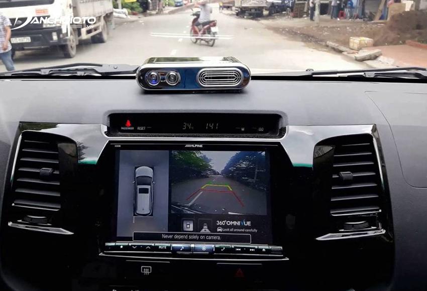 Giá camera 360 ô tô Omnivue từ 7 – 15 triệu đồng