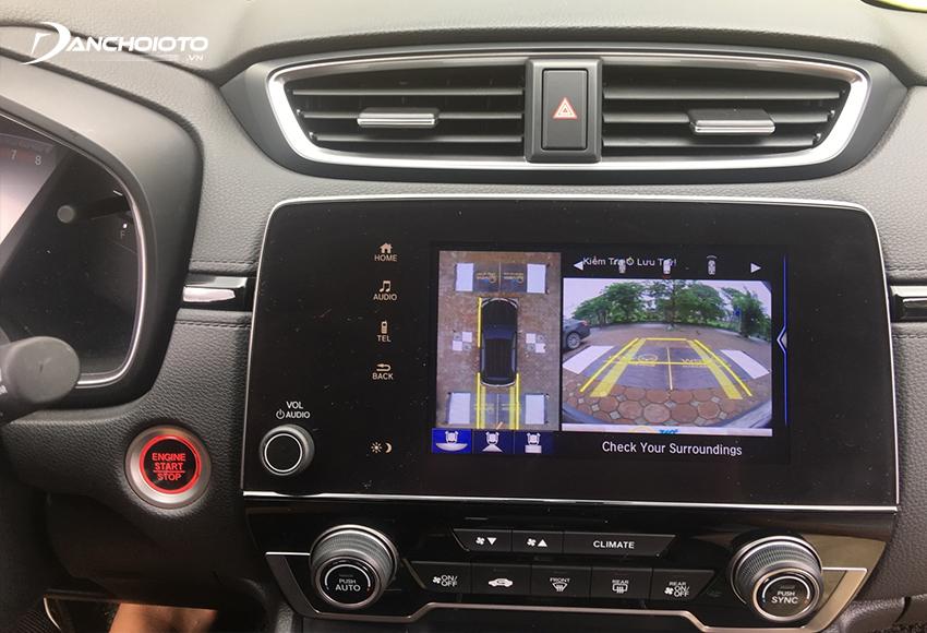Giá camera 360 ô tô Oview từ 7 – 16 triệu đồng