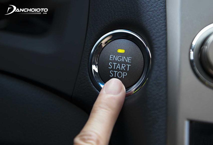 Khi xăng xe bị nhiễm nước, xe thường khó nổ máy, không nổ máy