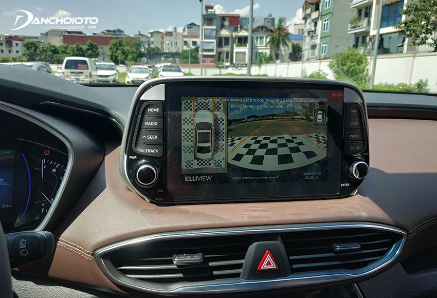 Nên mua camera 360 ô tô có giá từ 7 triệu đồng trở lên
