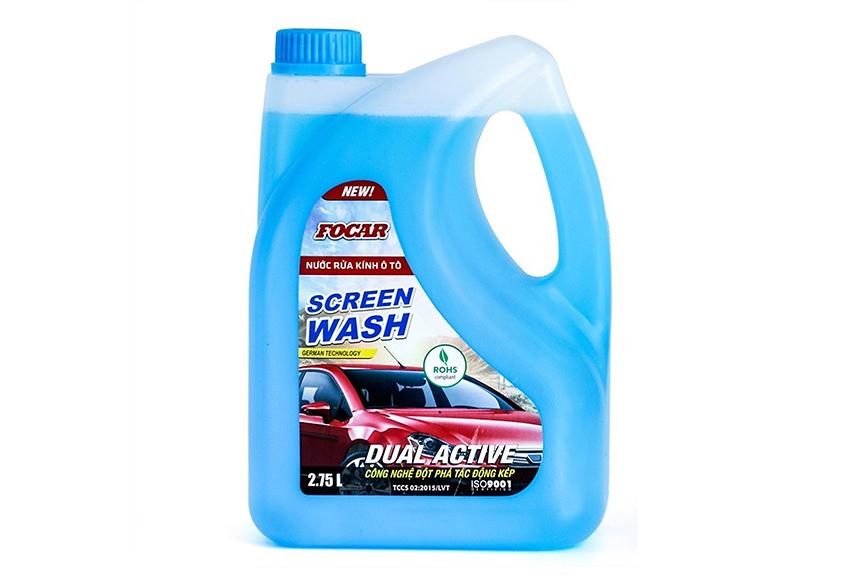 Nước rửa kính ô tô Focar Screen Wash