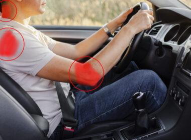 Các bệnh nghề nghiệp của tài xế thường mắc phải