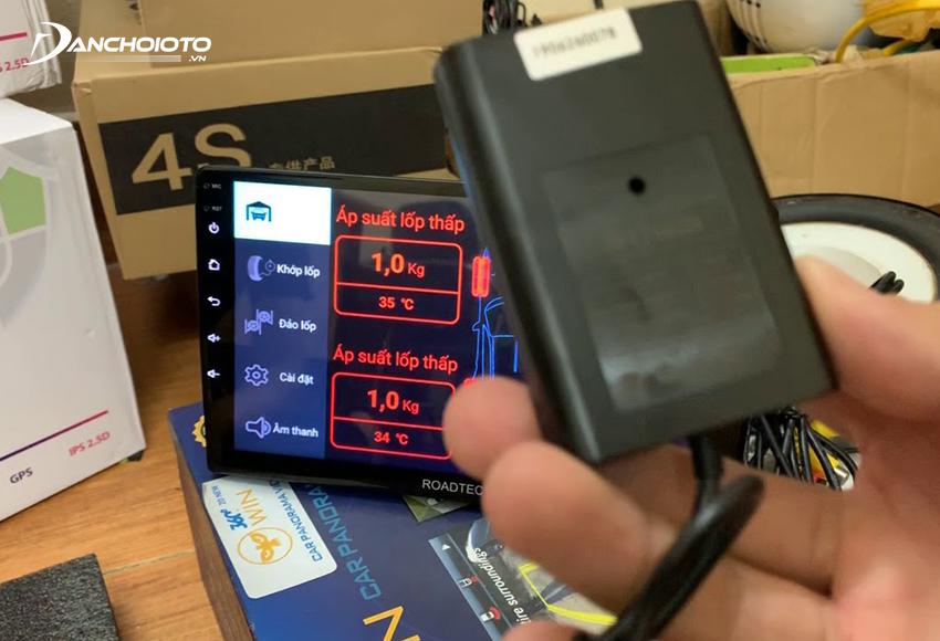 Bộ xử lý trung tâm sẽ có nhiệm vụ xử lý các tín hiệu thu và phát tín hiệu