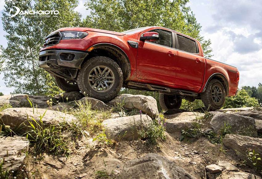 Ford Ranger hiện là mẫu xe bán tải bán chạy nhất phân khúc