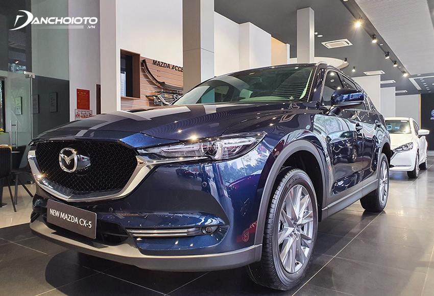 Mazda CX5 Signature Premium thêm gói i-Activsense và cả gói AWD là lựa chọn không gì lý tưởng bằng