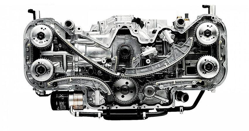 Do có kết cấu nằm ngang đối xứng nên cơ chế truyền động của động cơ Boxer mang tính trực tiếp và tối giản hơn