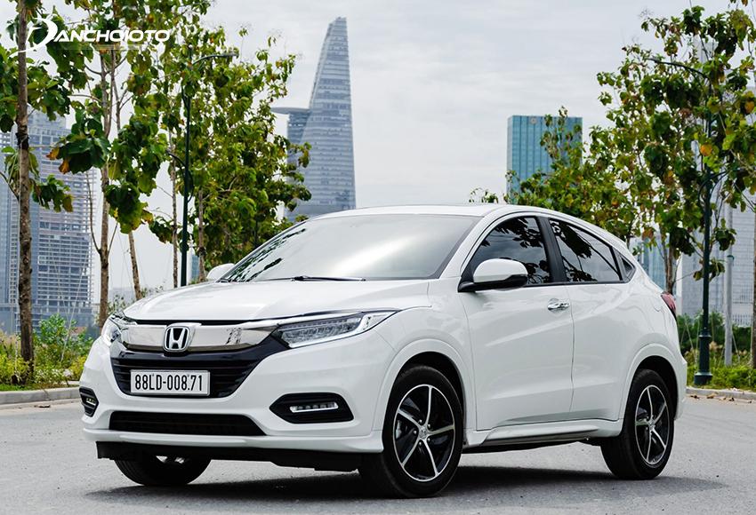 Honda HR-V được đánh giá là một lựa chọn tốt với những ai đang tìm mua ô tô tầm 700 triệu chất lượng