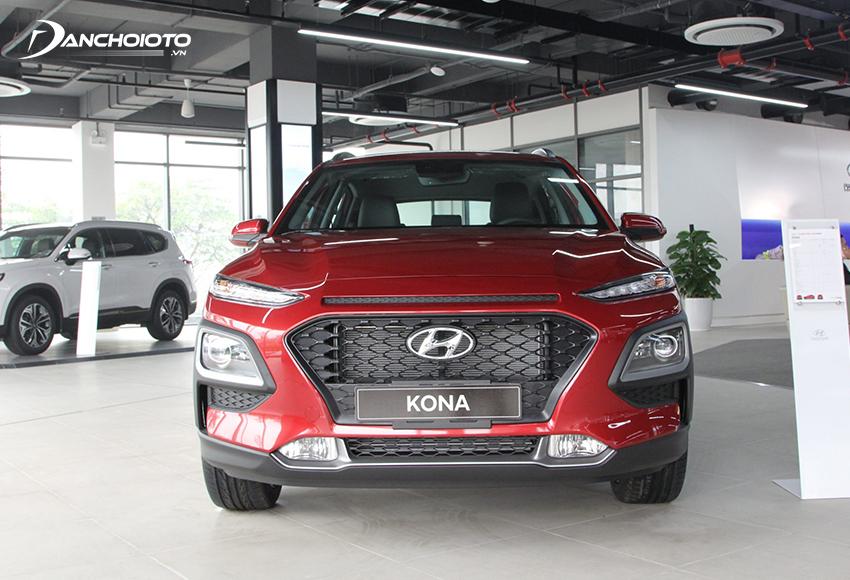 Hyundai Kona được đánh giá là một mẫu xe tốt trong phân khúc SUV/CUV 5 chỗ 600 triệu đồng