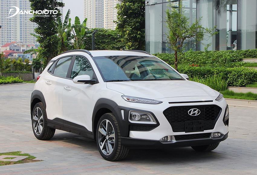 Hyundai Kona là lựa chọn sáng giá khi mua xe oto khoảng 700 triệu đồng