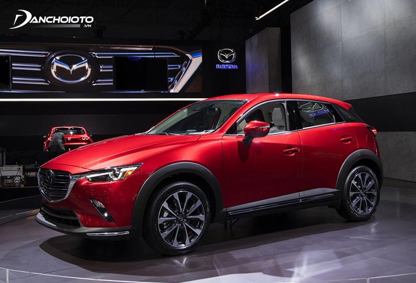 Mazda CX-3 là một cái tên không thể bỏ qua khi nói về 700 triệu nên mua xe SUV nào