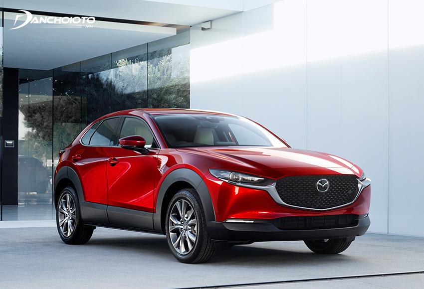 Mazda CX-30 là một mẫu ô tô hấp dẫn khi mua xe hơi tầm 800 triệu đồng