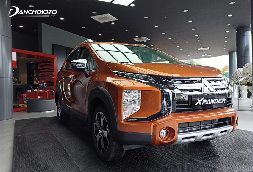 Mitsubishi Xpander là gợi ý hàng đầu với những ai đang tìm 600 triệu mua xe 7 chỗ gì