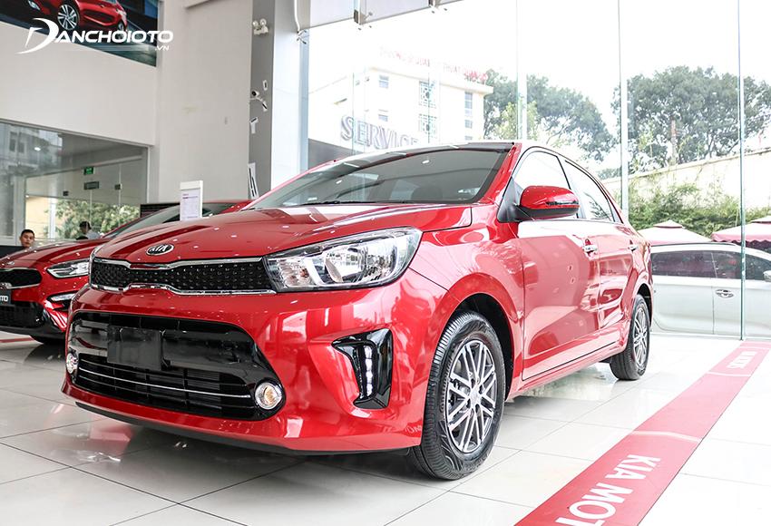 Nếu đang không biết nên mua xe nào tầm 350 triệu thì Soluto là một gợi ý đáng để tham khảo