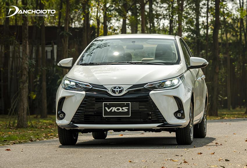 Nếu đang không biết tài chính 500 triệu nên mua xe gì bền, giữ giá tốt thì Toyota Vios là ứng cử viên sáng giá nhất