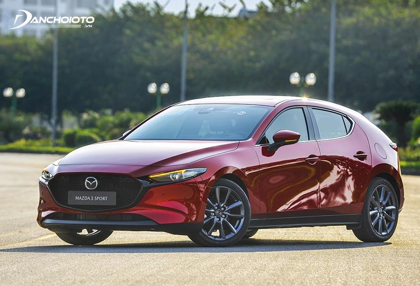 Nếu đang tìm 700 triệu đồng nên mua xe gì đẹp mắt, trang bị hiện đại thì Mazda 3 là lựa chọn sáng giá nhấtNếu đang tìm 700 triệu đồng nên mua xe gì đẹp mắt, trang bị hiện đại thì Mazda 3 là lựa chọn sáng giá nhất
