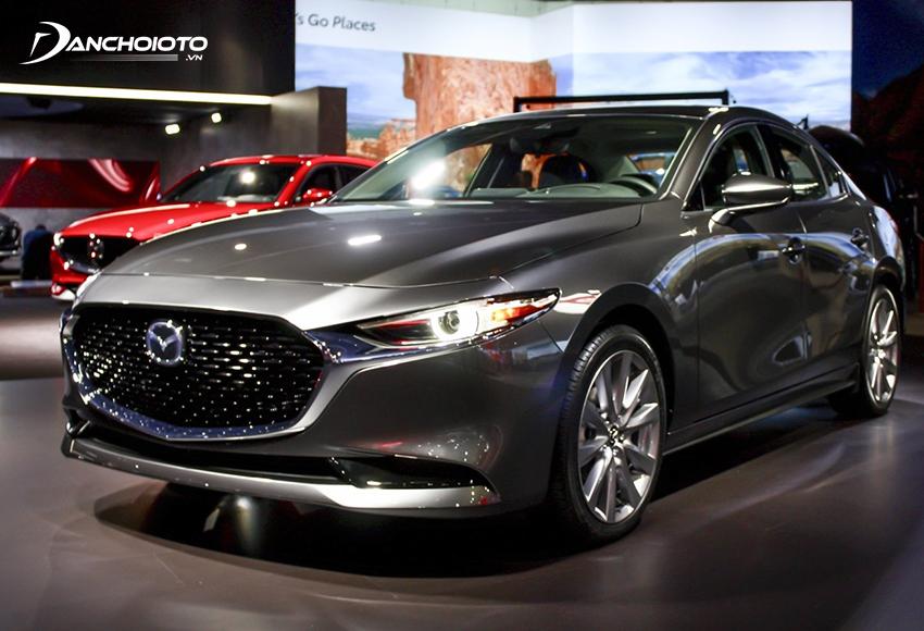 Nếu đang tìm tầm giá 600 triệu nên mua xe gì đẹp thì hiếm có mẫu ô tô nào vượt qua được Mazda 3