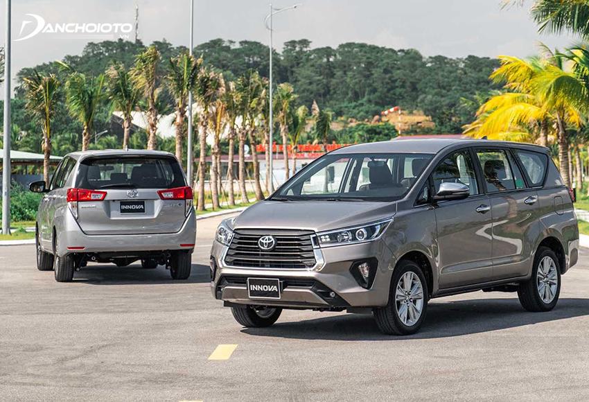 Nếu hỏi rằng 800 triệu mua xe 7 chỗ loại nào rộng rãi, đa dụng, kinh tế… thì Toyota Innova vẫn luôn là lựa chọn hàng đầu