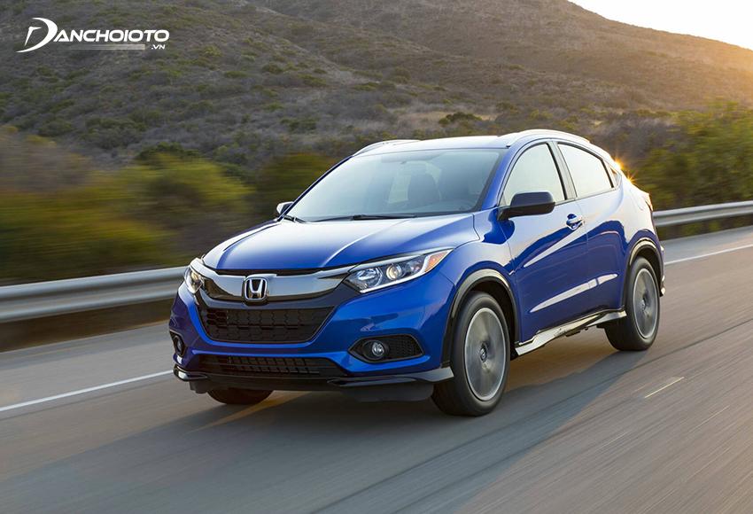 Nếu xét về chất lượng thì Honda HR-V vẫn là cái tên không thể bỏ qua khi tư vấn mua xe tầm 800 triệu đồng